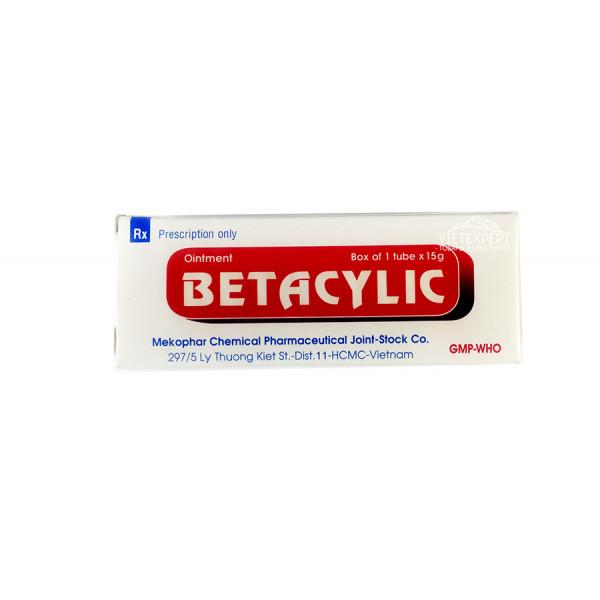 Мазь Бетасалик (15 грамм)