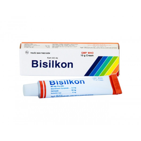 Крем Bisilkon (10 грамм)