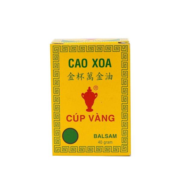 Cao Xoa Cup Vang от простуды (40 грамм)