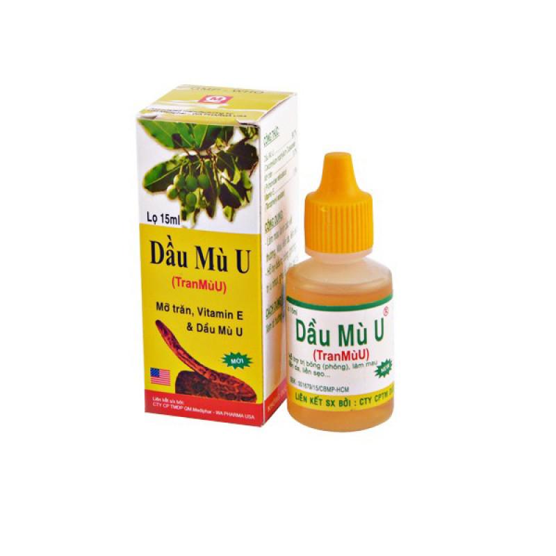 Dau Mu U жир питона с витаминами