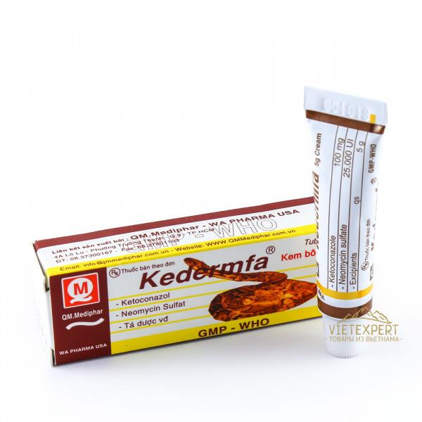Kedermfa с жиром питона