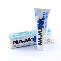Мазь Najatox с ядом кобры