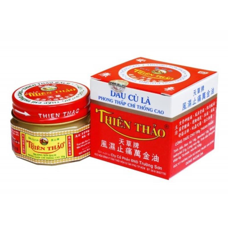 Thien Thao Balm мазь от растяжений и синяков