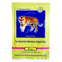 Пластырь золотой тигр для лечения артрита
