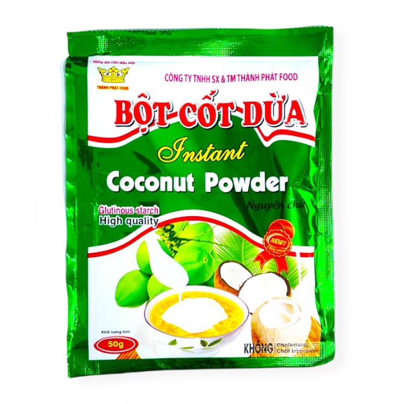 Сухое кокосовое молоко стружка