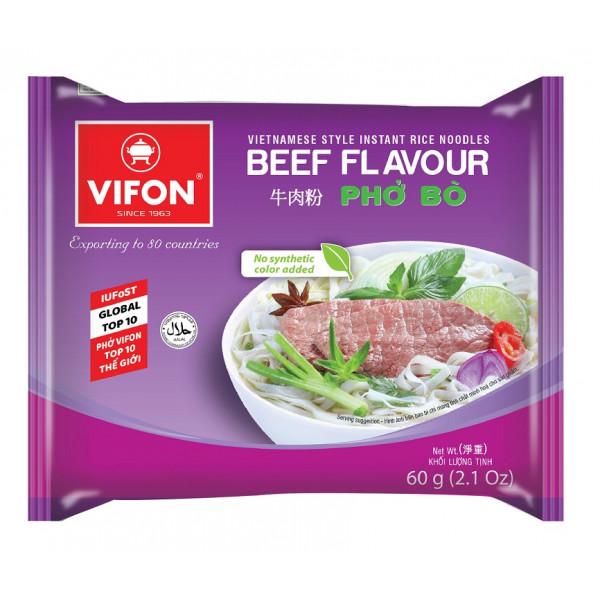 Vifon лапша со вкусом Фо Бо (60 гр)