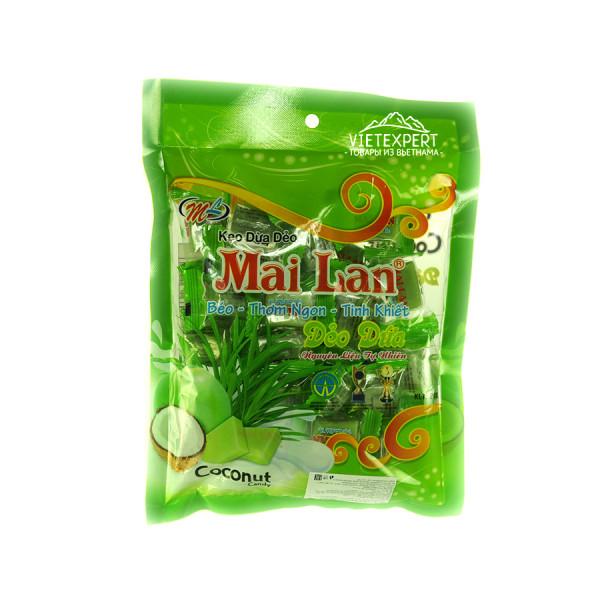 Кокосовые конфеты Mai Lan Deo Dua (240 грамм)