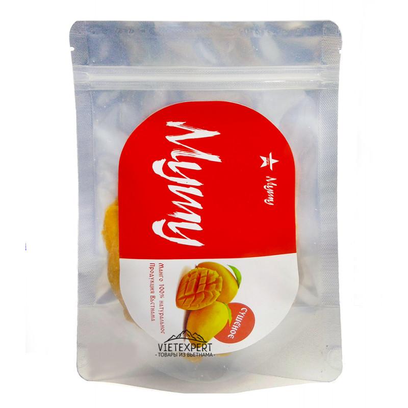 Сушеный натуральный манго