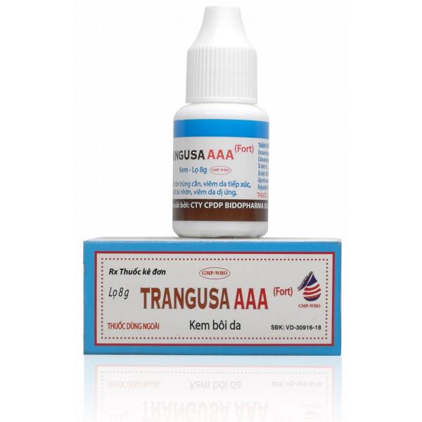Мазь Trangusa AAA с жиром питона (8 гр.)